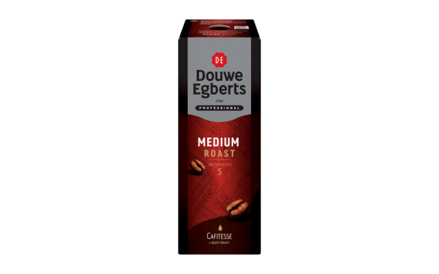 Douwe Egberts - Cafitesse Medium Roast 1.25Lt