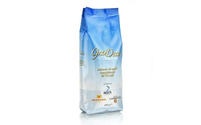 Espresso Meseta Gran Deca coffee beans